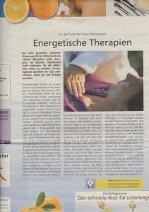 20111019 Winterthurer Zeitung